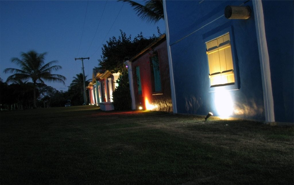 Uses for landscape spot lights premier outdoor lighting of md dc va nighttime landscape spot lights right under ground level window aloadofball Images