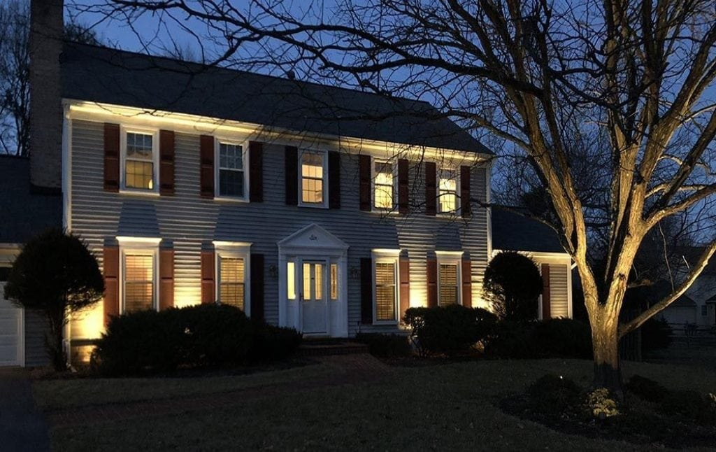 What Is Uplighting And How Can It Improve Your Maryland Home