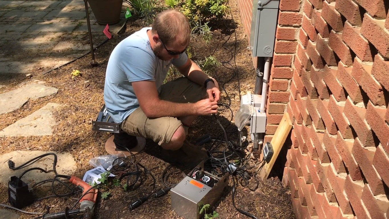 Landscape Lights Not Working Try Troubleshooting Premier Lighting Wiring Transformer