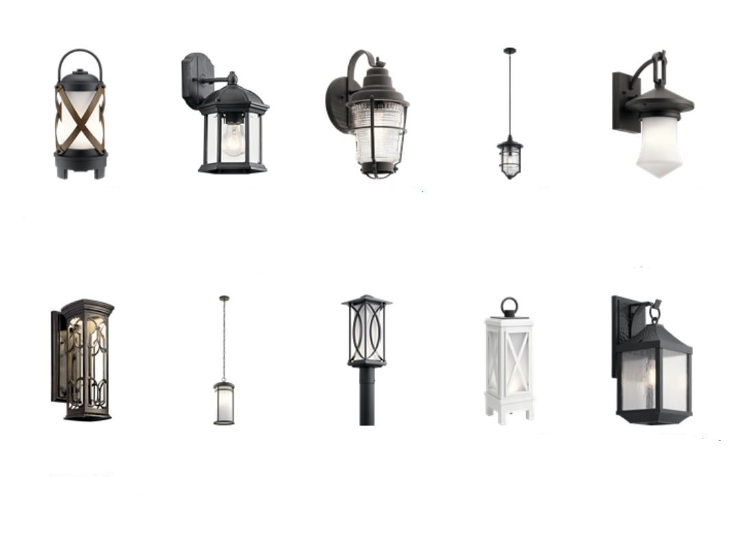 Kichler is one of the best landscape lighting brands