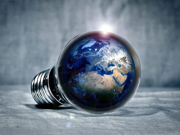 How to dispose of light bulbs to keep the earth healthier